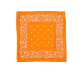 Farmer handkerchief Orange large
