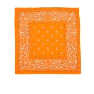 Bauerntaschentuch Orange groß