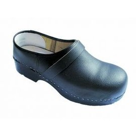 simson Clog in black Secure S3