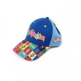 Multicolored Cap Amsterdam