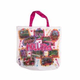 Foldable bag Dutch images