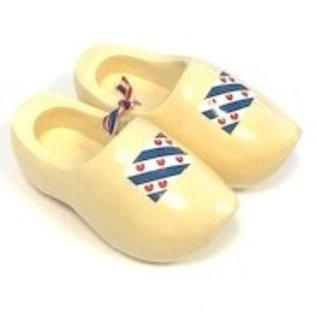 Souvenirclogs with flag 6cm