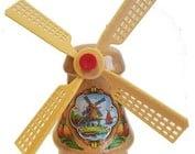 Souvenir windmill