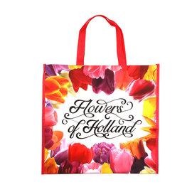 Einkaufstasche Flowers of Holland