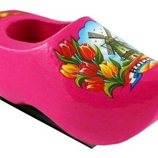 Roze magneet klompje