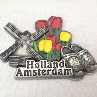 Magneet Amsterdam metaal