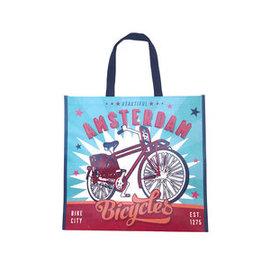 Shopping bag bicycle