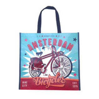 Shopping bag bicycle