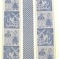 Tea towel Dutch print