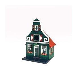 birdhouse gablehouse Zaanse Schans