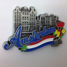Magneet Amsterdam herenhuis