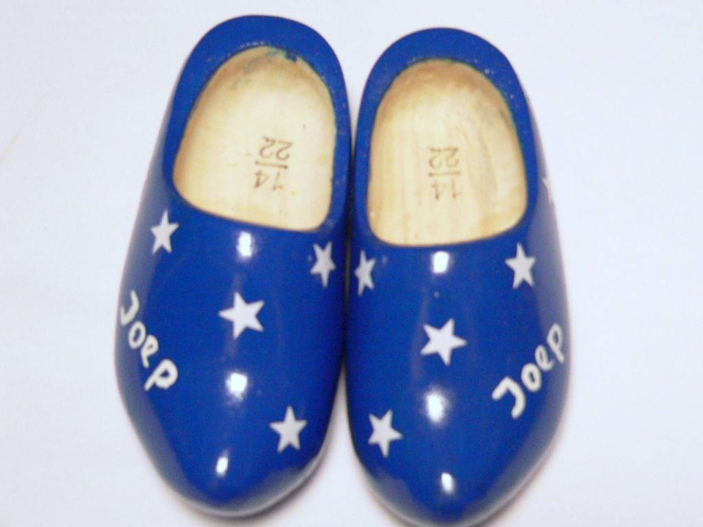 Birth Clogs With A Name And Date Or An Image