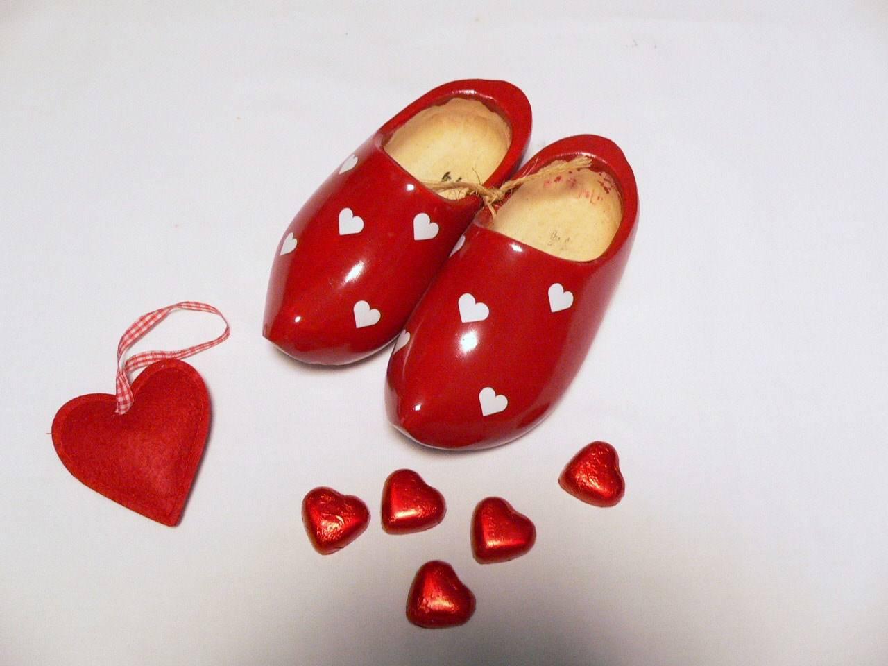 valentijnsklompen