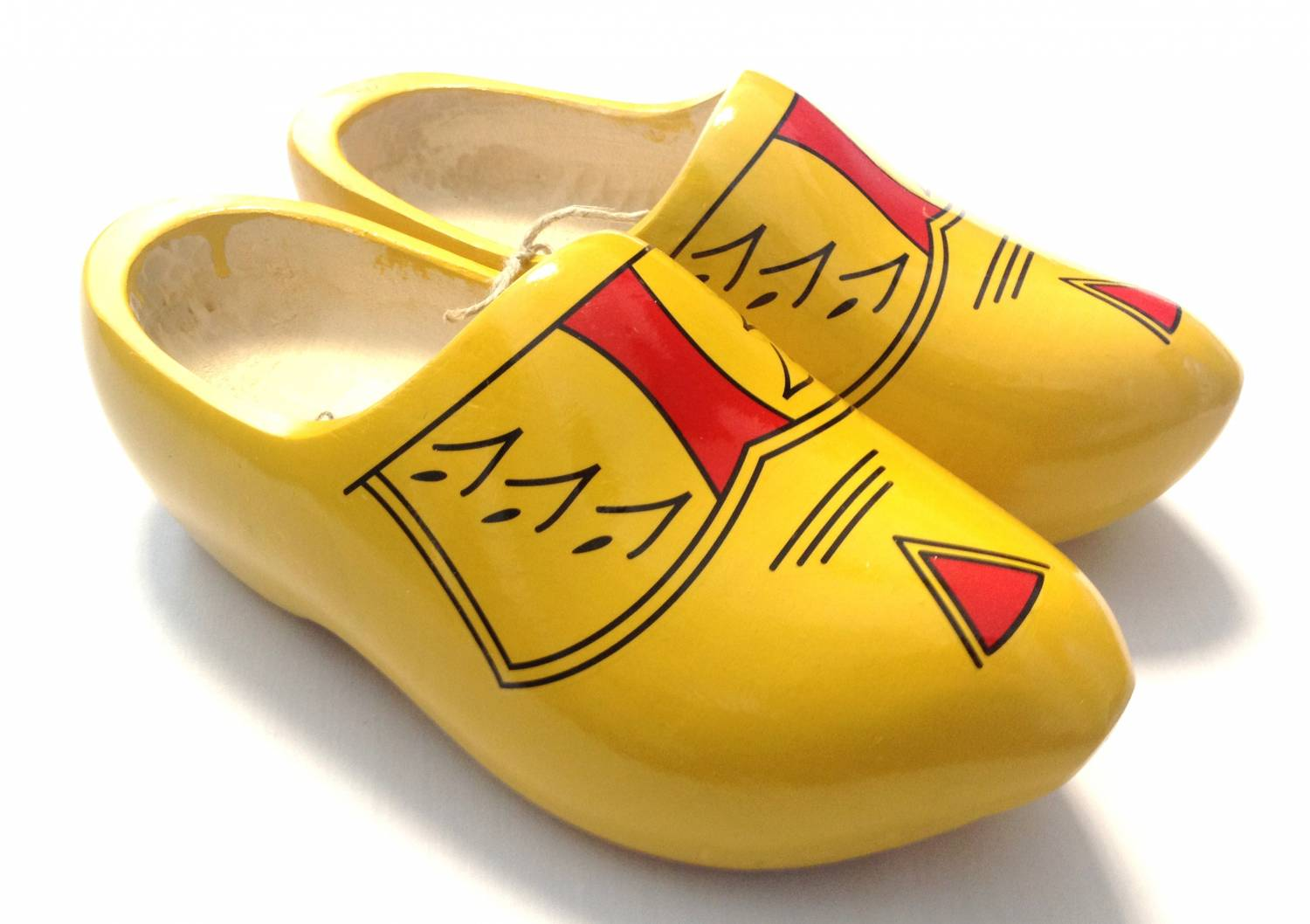 The wooden shoe is back with a vengeance!