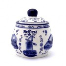 sugar bowl delft blue