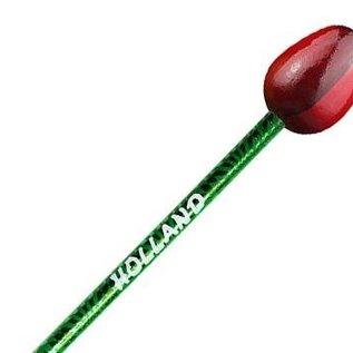 Roter Holztulpe Bleistift