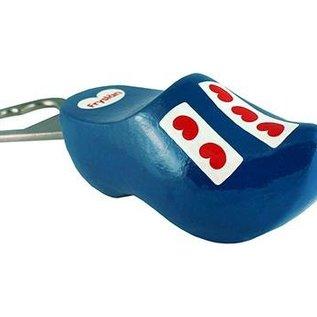 Souvenir clog as a bottle opener