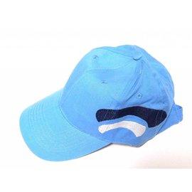 cap in lichtblauw