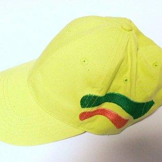 Kappe in hellgrün