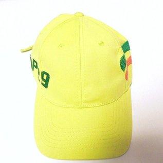 cap in lichtgroen