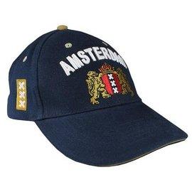Holländische Kappe blau