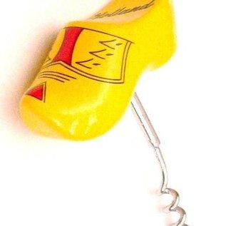 Kurkentrekker klompje geel