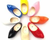 Children's wooden shoes