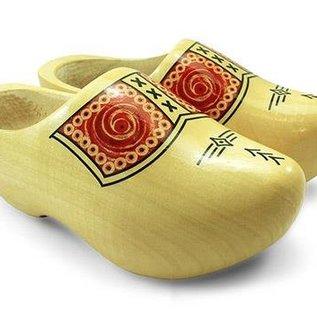 Dutch farmers wooden shoes transparent