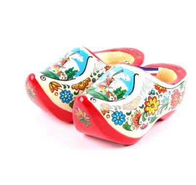 Souvenir clogs, available in various designs
