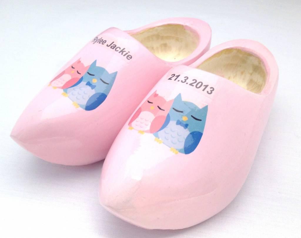 Birth clogs, a unique gift for a birth