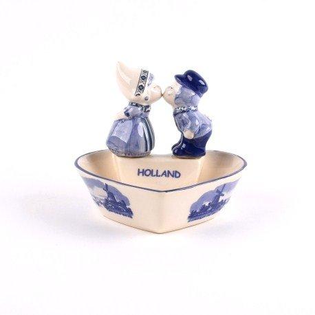 Hollandse glorie: Delfts blauwe souvenirs