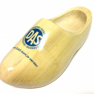 wooden shoe run as plant hanger / own image