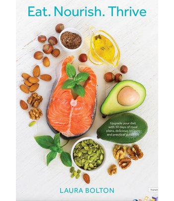 LiveHelfi ebook Eat. Nourish. Thrive