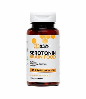 Natural Stacks Serotonin Brain Food