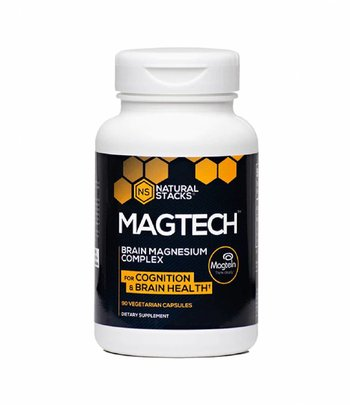 Natural Stacks MagTech Magnesium Supplement