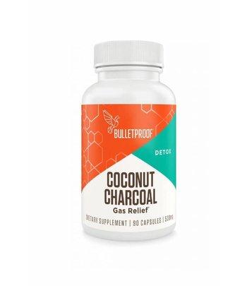 Bulletproof Coconut Charcoal Capsules