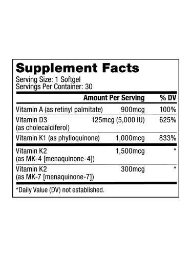Bulletproof Vitamine A D K Kaufen Livehelfi