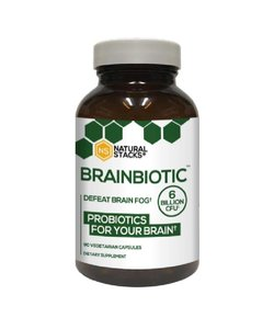 Natural Stacks BrainBiotic Probiotica