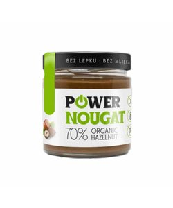 Powerlogy Power Nougat Hazelnut Butter