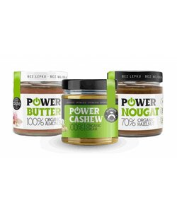 Supplements food to optimize your health livehelfi powerlogy nut butter combo malvernweather Image collections