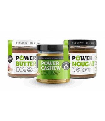 Powerlogy Nut Butter Combo