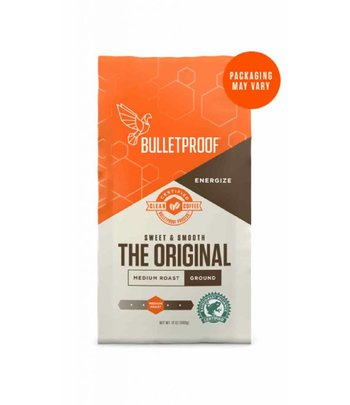 Bulletproof Original Kaffeebohnen gemahlen 340 G