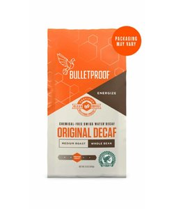 Bulletproof Coffee Decaf whole bean 340 gram