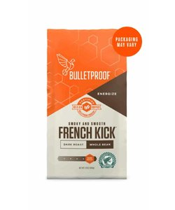 Bulletproof French Kick Whole Bean Coffee 340 gram