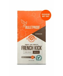 Bulletproof French Kick Gemalen Koffie 340 gram