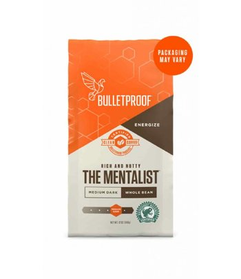 Bulletproof The Mentalist Dark Roast Koffiebonen 340 gram