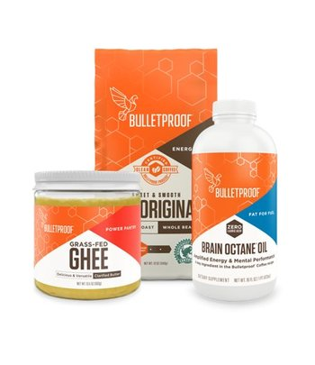 Bulletproof Bulletproof Coffee and Ghee Kit