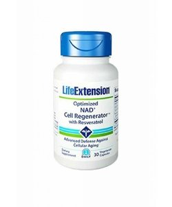 Life Extension Optimized NAD+ Cell Regenerator with Resveratrol