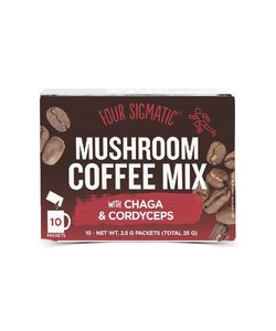 Foursigmatic Mushroom Coffee Cordyceps Chaga