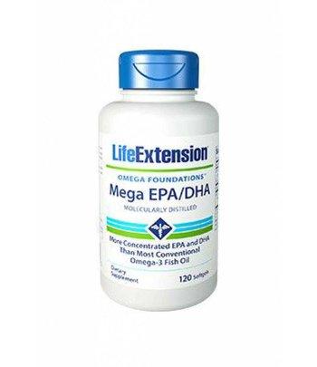 Life Extension Mega EPA/DHA Omega-3